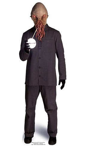 Dr Who The Ood Lifesize Cardboard Cutout - 181cm Product Image