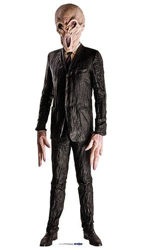 Dr Who The Silent Lifesize Cardboard Cutout - 195cm Product Image