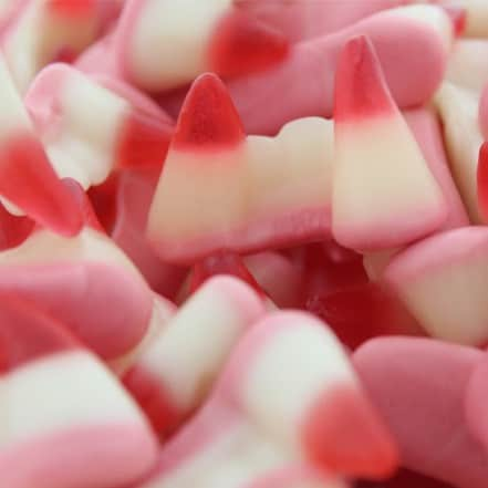 Dracula's Teeth Jelly Sweet