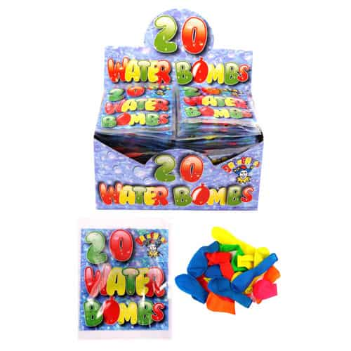 Drench Water Bombs - Pack of 20 Product Image