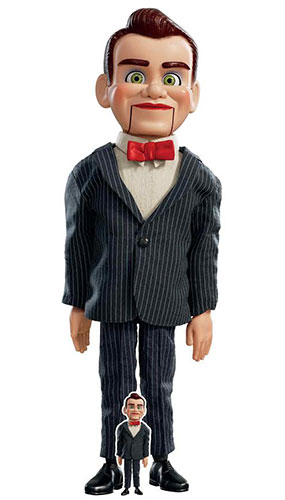 Dummy Ventriloquist Doll Toy Story 4 Lifesize Cardboard Cutout 183cm Product Image