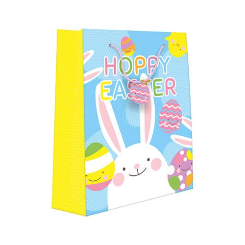 Easter Glitter Gift Bag 33cm Product Image