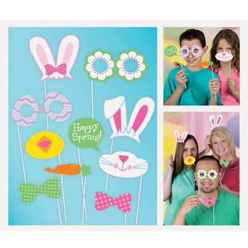 Easter Spring Photo Props - Pack of 10 Product Image