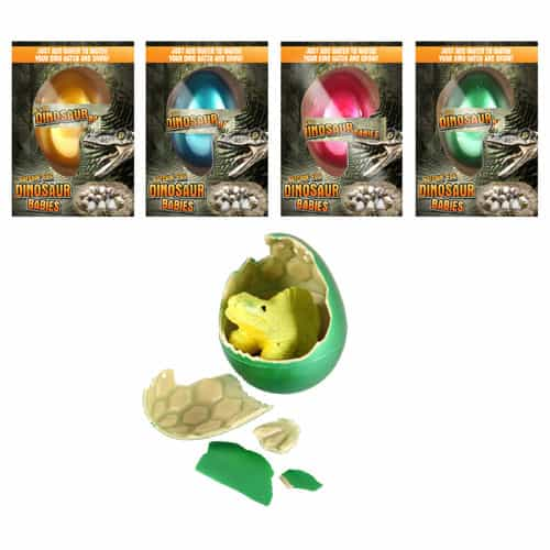 Dinosaur Growing Egg 7cm x 5cm Product Image