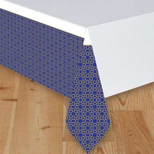 Eid Plastic Tablecover 259cm x 137cm