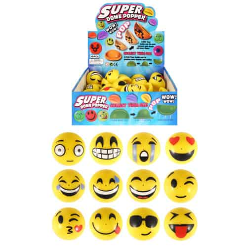 Emoji Designs Poppers - Single Product Image