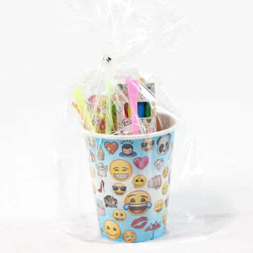 Emoji Toy And Candy Cup Product Image