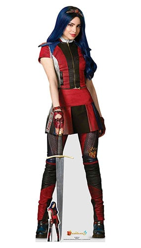 Evie Disney Descendants 3 Lifesize Cardboard Cutout 174cm