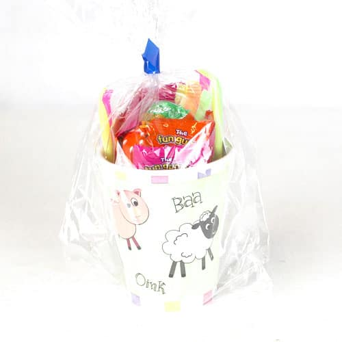 Farm Animals Candy Cup