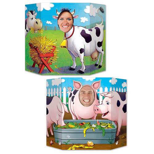 Farm Friends Cardboard Photo Prop 94cm Product Image