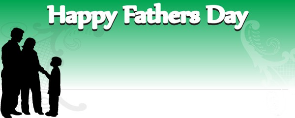 Happy Fathers Day from the Family Design Small Personalised Banner - 4ft x 2ft