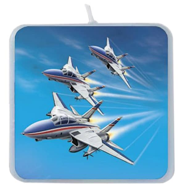 Fighter Pilot Birthday Candle Product Image