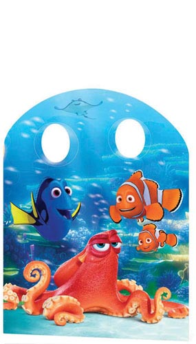 Finding Dory Child Size Stand In Cutout 127cm Product Image