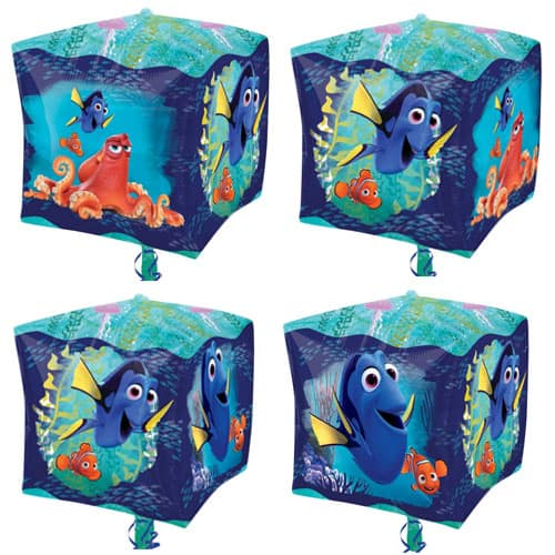 Finding Dory Cube Balloon - 38cm Product Image