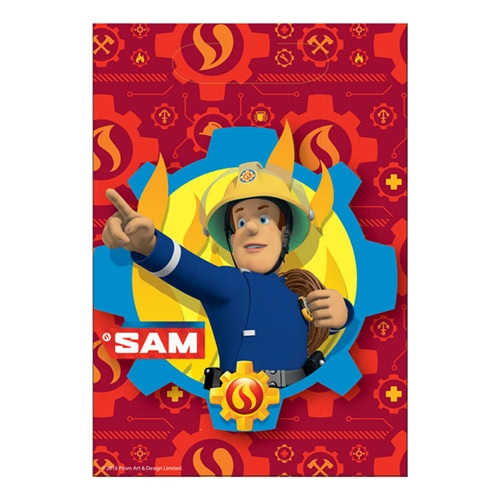 Fireman Sam Party Loot Bags - Pack of 8