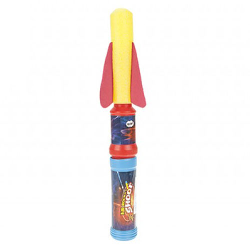 Foam Air Rocket with Launcher 30cm Product Image