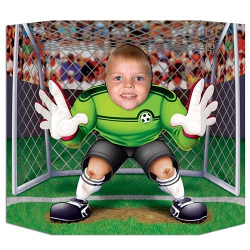 Football Goalie Photo Prop - 64cm Product Image
