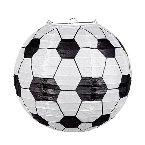 Football Paper Lantern 25cm Product Image
