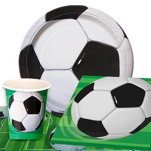 Football 8 Person Value Party Pack Product Image