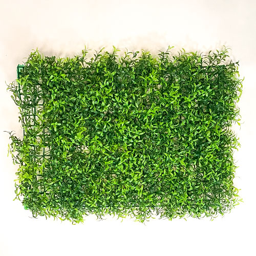Forest Green Artificial Plant Wall Panel Background 60cm x 40cm Product Image