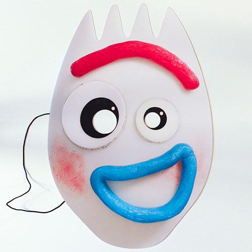 Forky Toy Story 4 Cardboard Face Mask