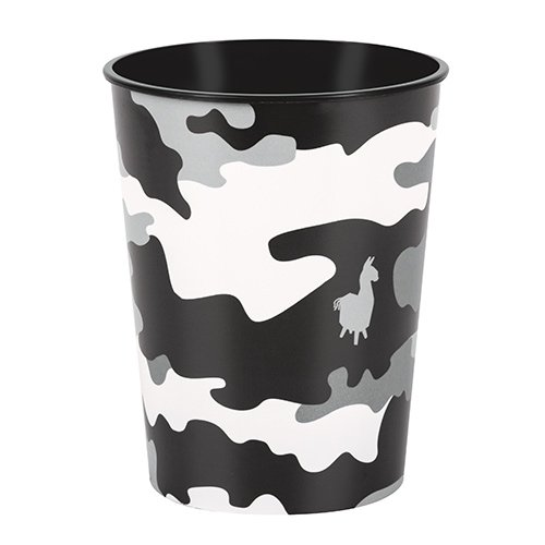 Fortnite Party Camouflage Plastic Cup 470ml