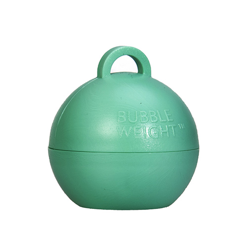 Fresh Mint Green Bubble Balloon Weight 35g Product Image