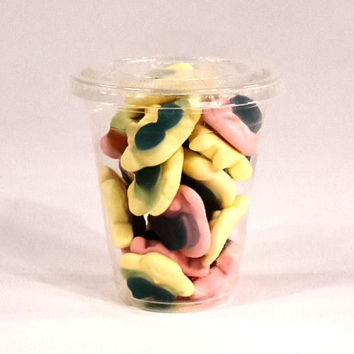 Fruit Flavour Kingsway Monsters Sweets - 12oz Product Image