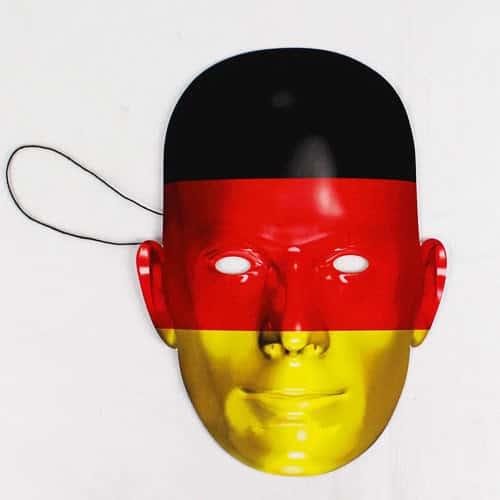 Germany Flag Face Mask Product Image