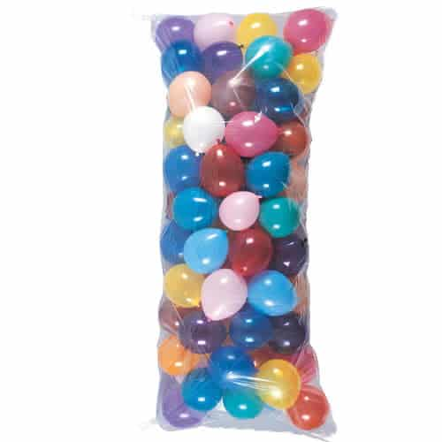 Giant Balloon Drop Clear Plastic Bag 203cm Product Image