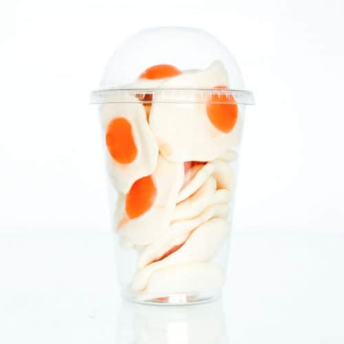 Giant Fried Egg Jelly Sweets - 12 oz Product Image