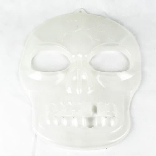 Glow In The Dark Skull 42cm