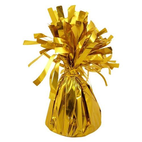 Gold Foil Balloon Weight 160g