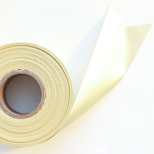 Gold Satin Faced Ribbon Reel 45mm x 50m Product Image
