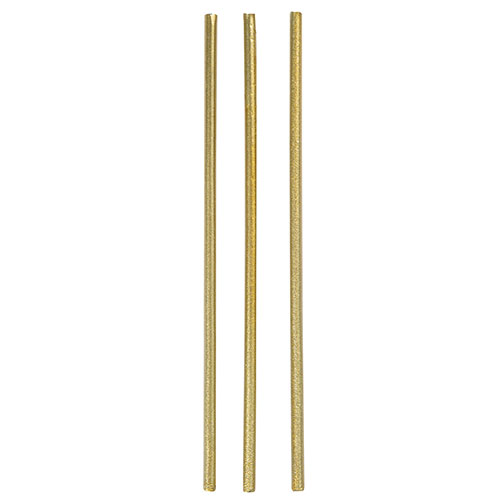 Gold Sparkler Birthday Candles 10cm - Pack of 18 Product Image
