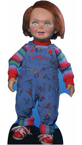 Good Guys Doll Chucky Star Mini Cardboard Cutout 75cm Product Image