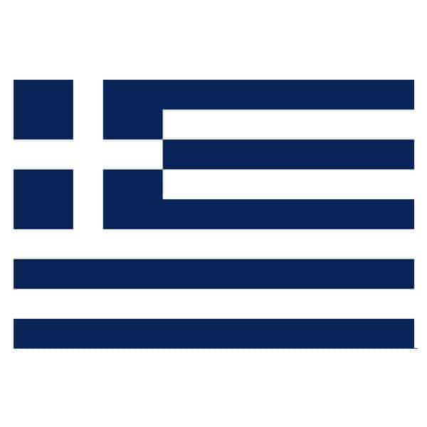 Greece Flag - 5 Ft x 3 Ft Product Image