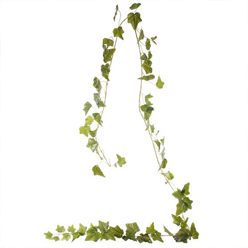 Green Artificial English Ivy Garland 180cm Product Gallery Image
