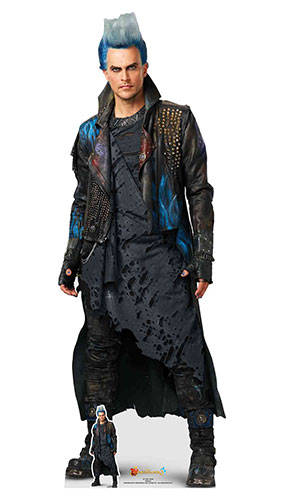 Hades Disney Descendants 3 Lifesize Cardboard Cutout 194cm