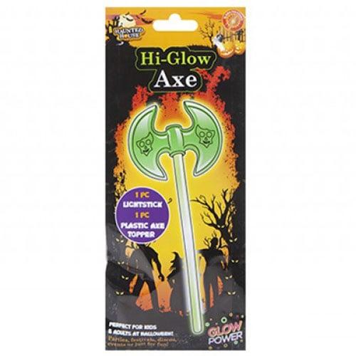 Halloween Assorted Glow Axe Product Image