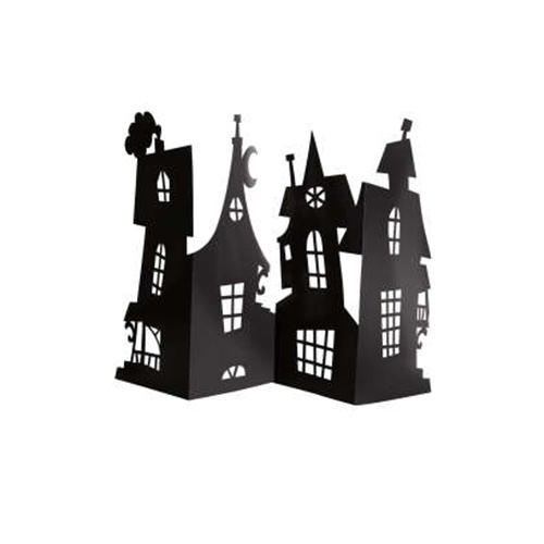 Halloween Haunted House Table Centrepiece Decoration 60cm Product Image