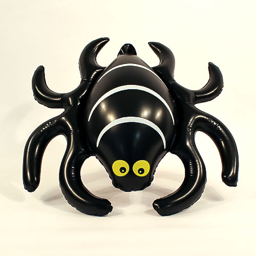 Halloween Inflatable Spider 50cm Product Image