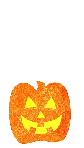 Halloween Mini Glitter Cutouts – 5.5 Inches / 14cm – Pack of 6 Product Image