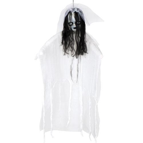 Horror Bride Halloween Prop Hanging Decoration 90cm Product Image