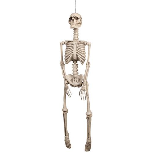 Halloween Prop Skeleton Hanging Decoration 92cm