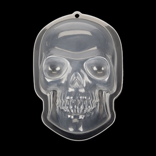 Halloween Skull Shaped Jelly Mould 21cm