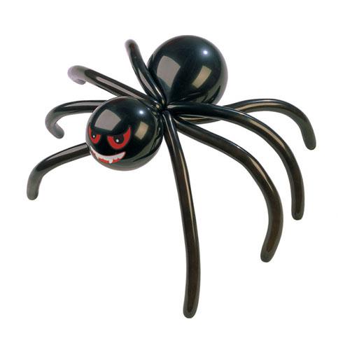 Halloween Spider Modelling Latex Balloon Kit