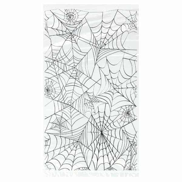 Halloween Spider Web Gift Bags - Pack of 20