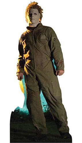Halloween with Michael Myers Lifesize Cardboard Cutout 192 cm Product Image