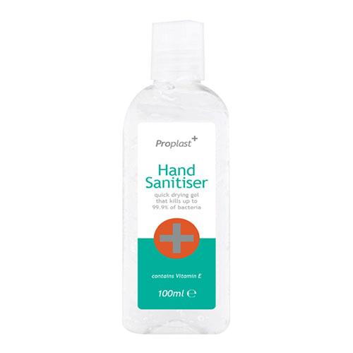 Anti-Bacterial Hand Sanitising Gel 100ml Product Image
